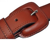 SHEATHED BUCKLE BELT