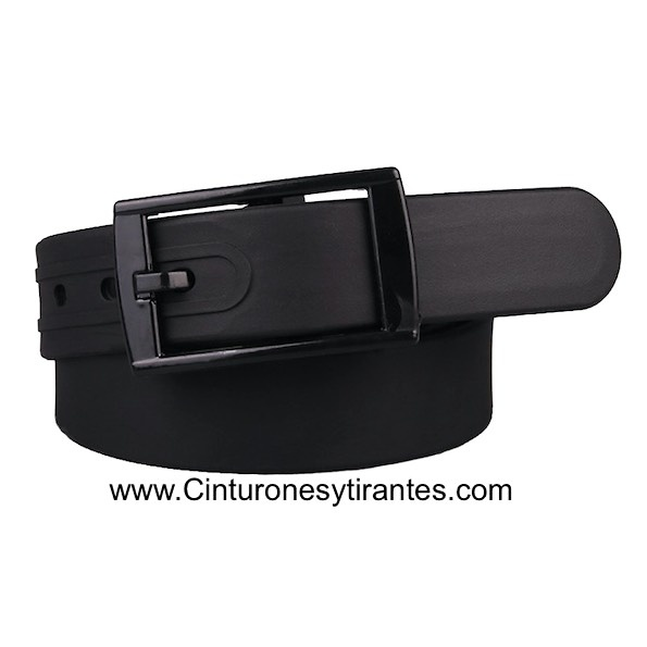 BELT FOR ALLERGICS MADE OF SILICONE