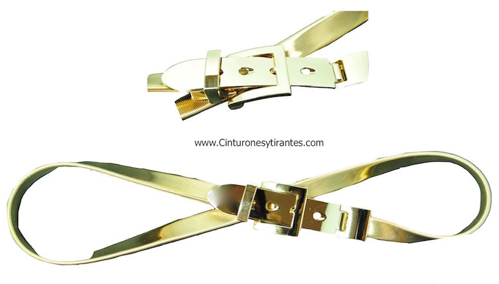 BELT METAL WOMEN ELASTIC AND ADAPTABLE. BEAUTIFUL!