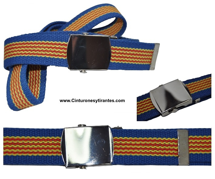 BELT NYLON TAPE WITH BUCKLE AUTOMATIC