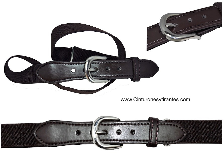 CHILD ELASTIC RUBBER BELT WITH REGULATOR