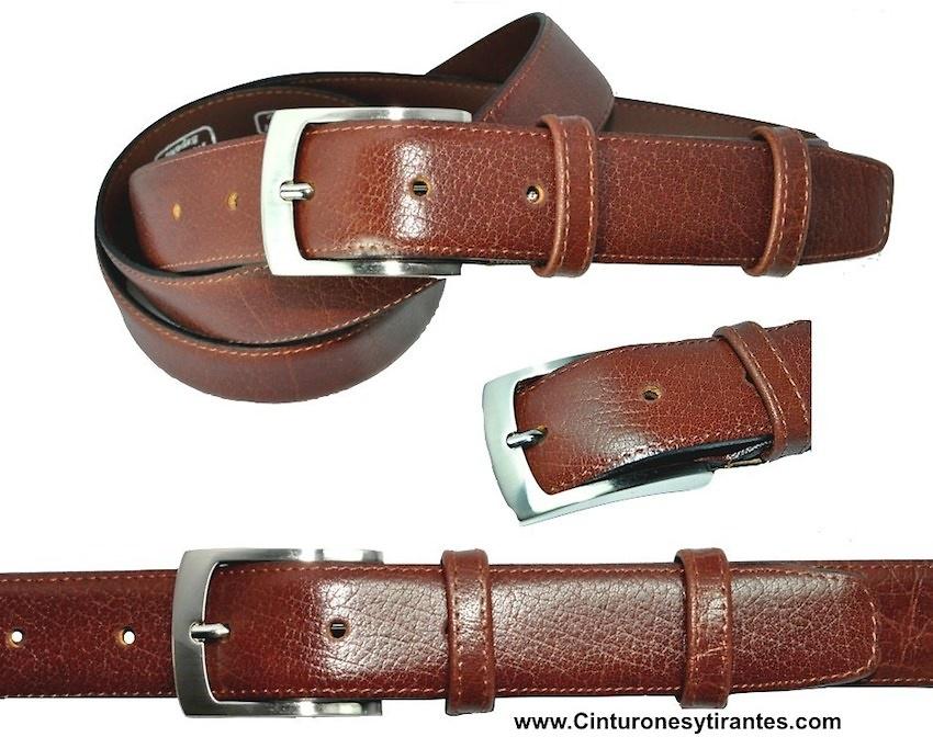 Cinturon hombre piel cinturones vestir correa hombre 943fc1e7589a