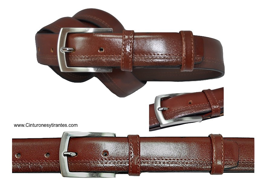 3584c371 cinturon caballero de piel para vestir cinturones hombre