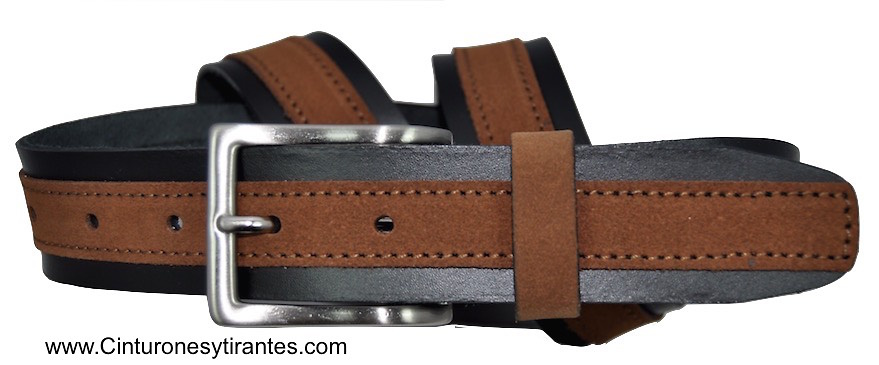 LEATHER AND BELT KNIGHT BELT CUBILO
