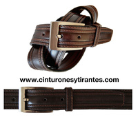 BELT MEN MADE IN HIGH QUALITY LEATHER