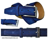 BLUNI TITTO BELT MEN  HIGH QUALITY LEATHER
