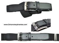 ELASTIC BELT MEN'S SIZE WITH REGULATOR