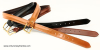 LEATHER BELT MENS HIGH QUALITY FINISH AND CRAFT