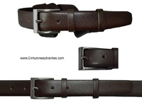LEATHER BELT MENS TUBULARS