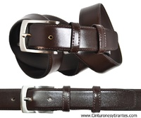 MENS LEATHER BELT CLASSIC