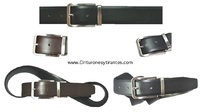 REVERSIBLE BELT DUPLEX LEATHER FOR MEN