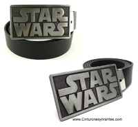 STAR WARS LEATHER BELT