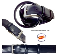 SUPER COMFORTABLE DOUBLE SIDED LUX QUALITY LEATHER BELT