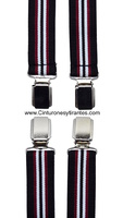 VERY COMFORTABLE AND ELEGANT BRACES WITH  CLIP STRIPED